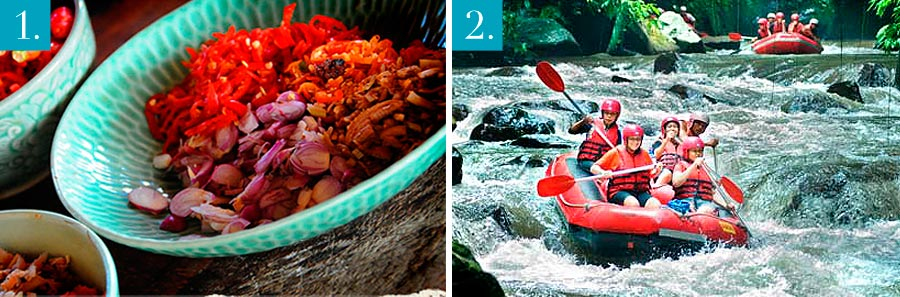 Top 10 Things to Try in Bali