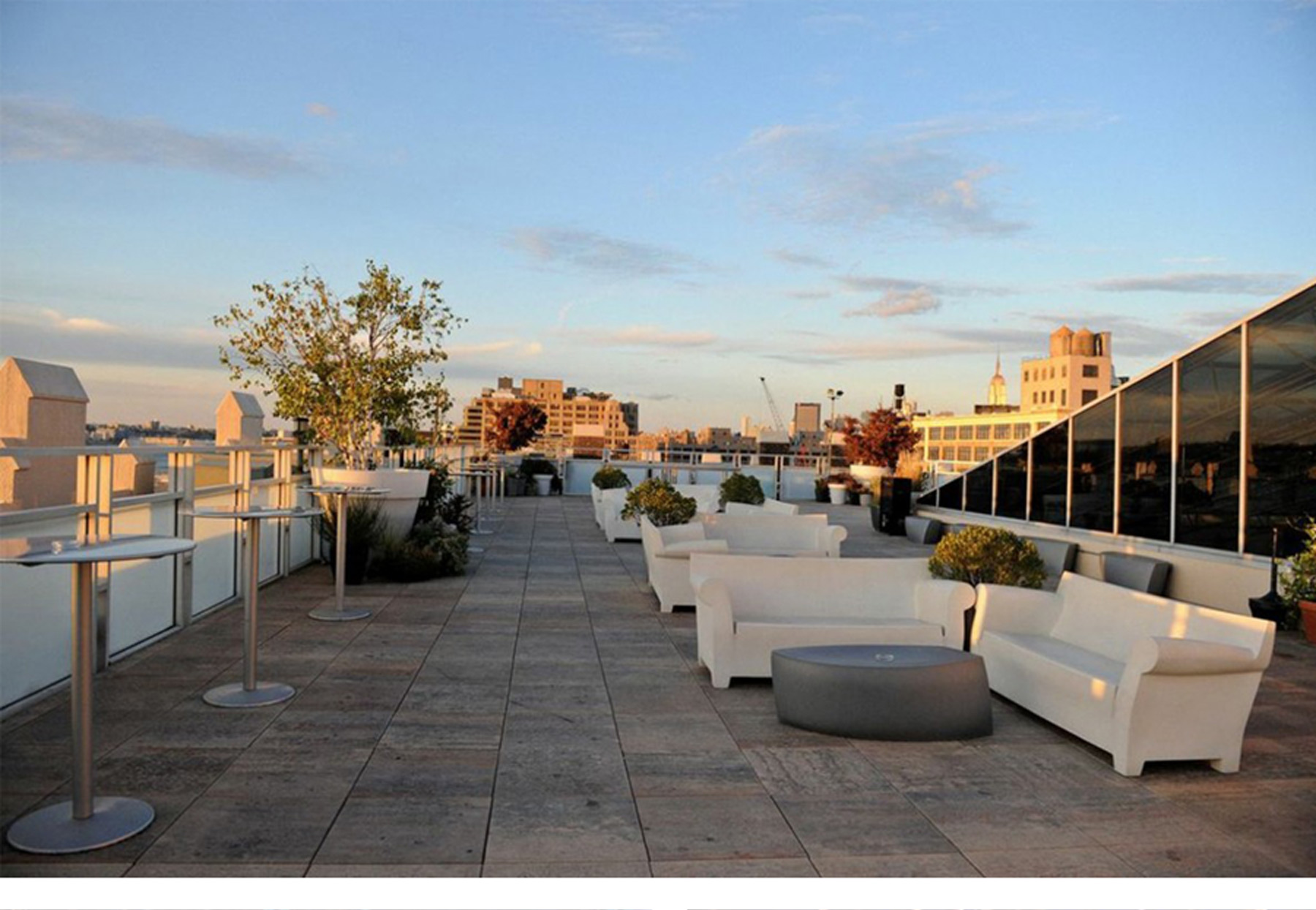 Tribeca Rooftop New York City CeciStyle Ceci New York