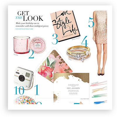V282: Get the Look – Happy Birthday, Ceci!