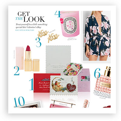 V283: Get the Look – Divine Valentine