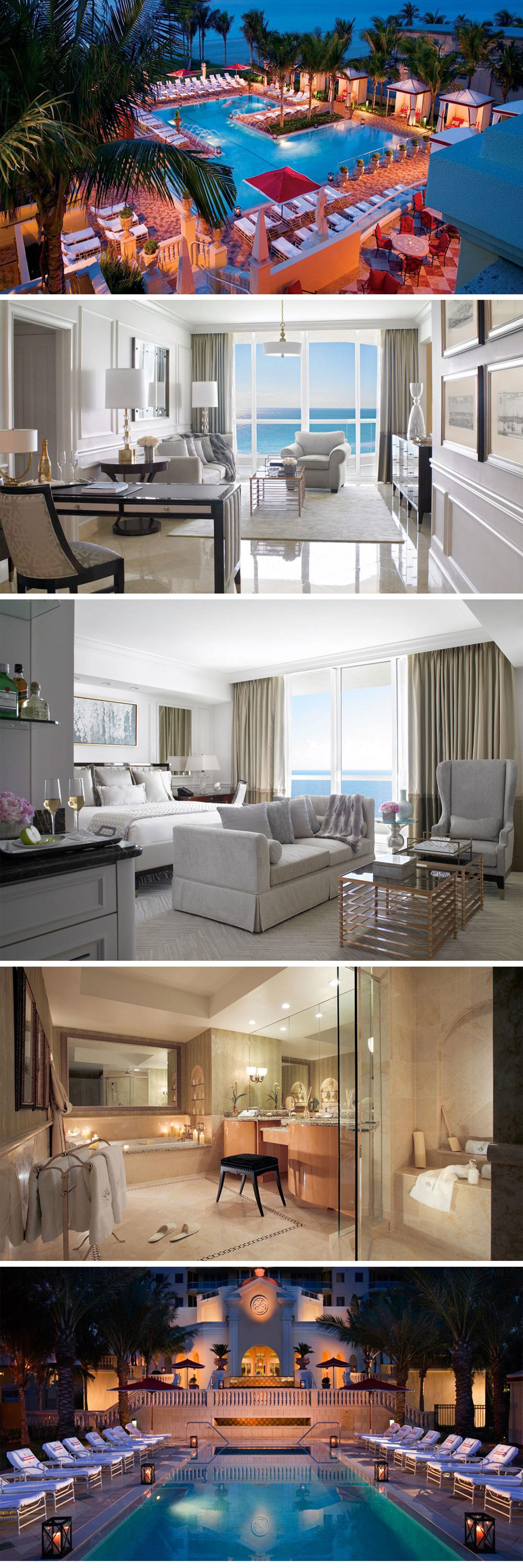 Acqualina Resort & Spa, Sunny Isles Beach, Florida