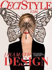 CeciStyle Magazine V286: Dramatic Design