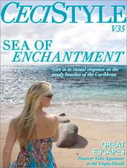 CeciStyle Magazine V35: Sea of Enchantment