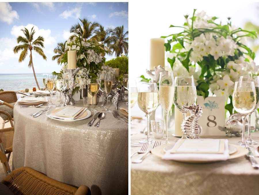 ... Caribbean wedding at Villa Aquamare, Virgin Gorda, Virgin Islands