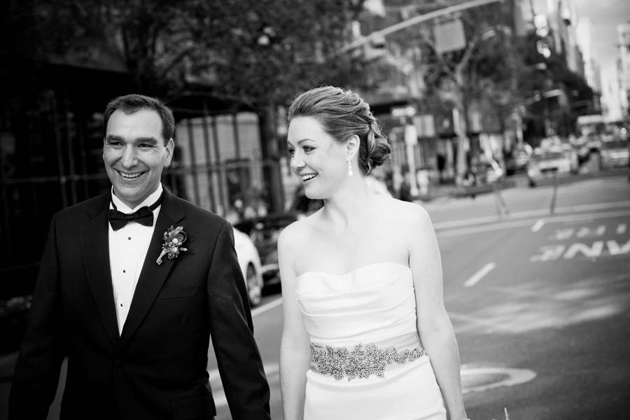 Our Muse - Wedding Photos - Be inspired by Candace & Chris's glamorous NYC wedding at The Lighthouse at Chelsea Piers, New York City