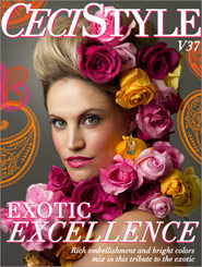 CeciStyle Magazine v37: Exotic Excellence