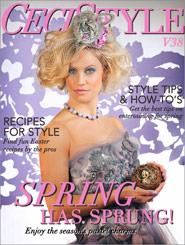 CeciStyle Magazine V38: Spring Has Sprung!