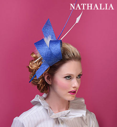 Kitty Andrews Millinery: Nathalia