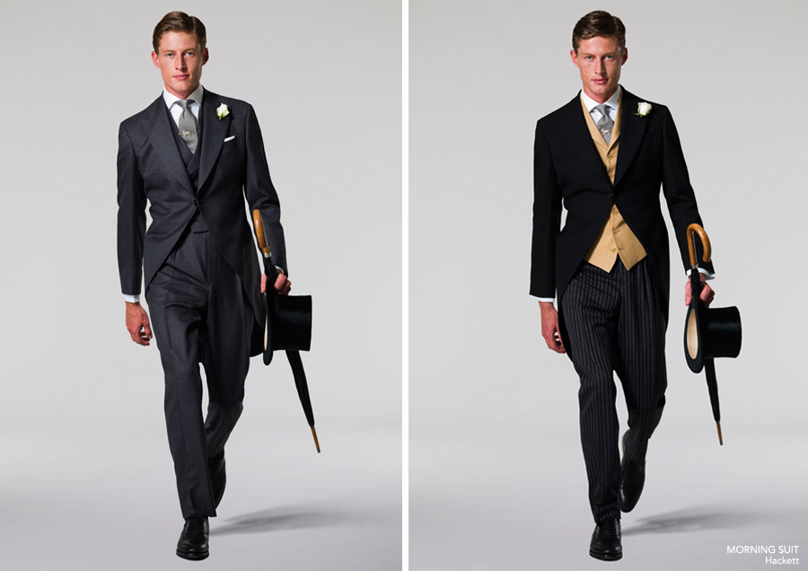 Expert Style Tips - You & Your Wedding Magazine:  Suits