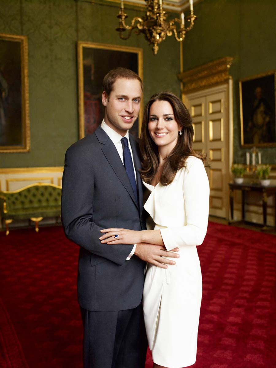 Our Muse - Ceci's Favorite Royal Weddings - 2011 - Catherine and William