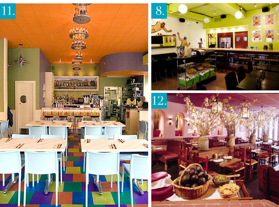 Ceci New York's Favorite Mexican Restaurants in New York City