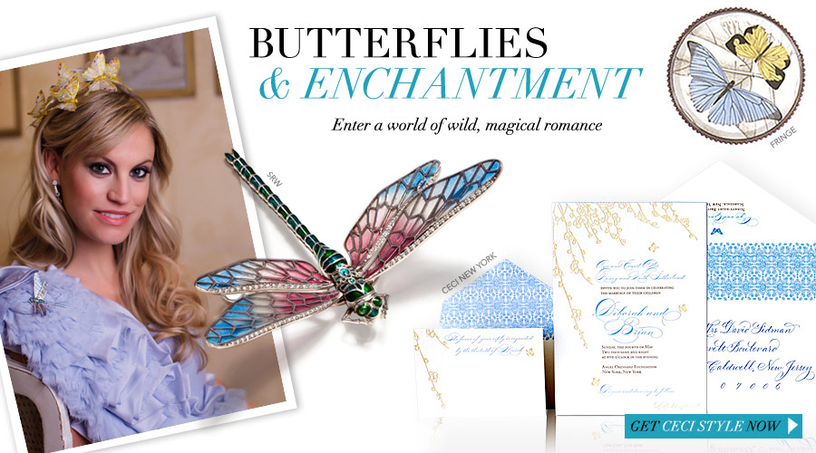 Butterflies and Enchantment