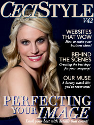 CeciStyle Magazine V42: Perfecting Your Image