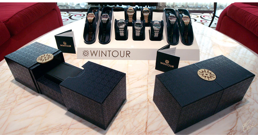 V42 Our Muse Wintour Watch Launch Party Ceci Style – Luxury Party Invitations