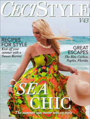 CeciStyle Magazine v43: Sea Chic