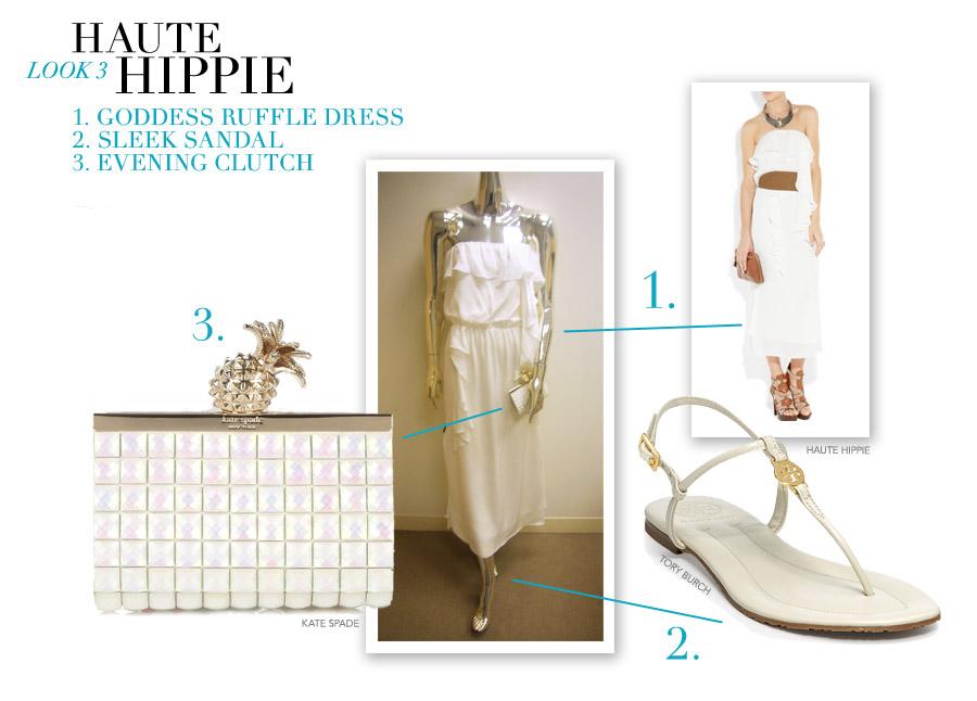 Bloomingdale's Look 3: Haute Hippie