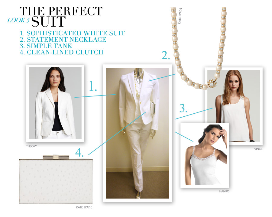 Bloomingdale's Look 5: The Perfect Suit