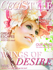 CeciStyle Magazine V5: Wings of Desire