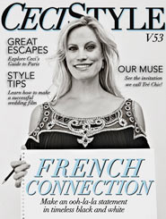 CeciStyle Magazine v53: French Connection