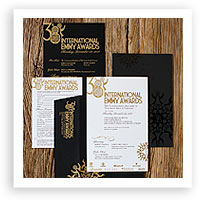 V59: Our Muse – International Emmy Awards Invitations