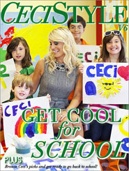 CeciStyle Magazine V6: Get Cool For School