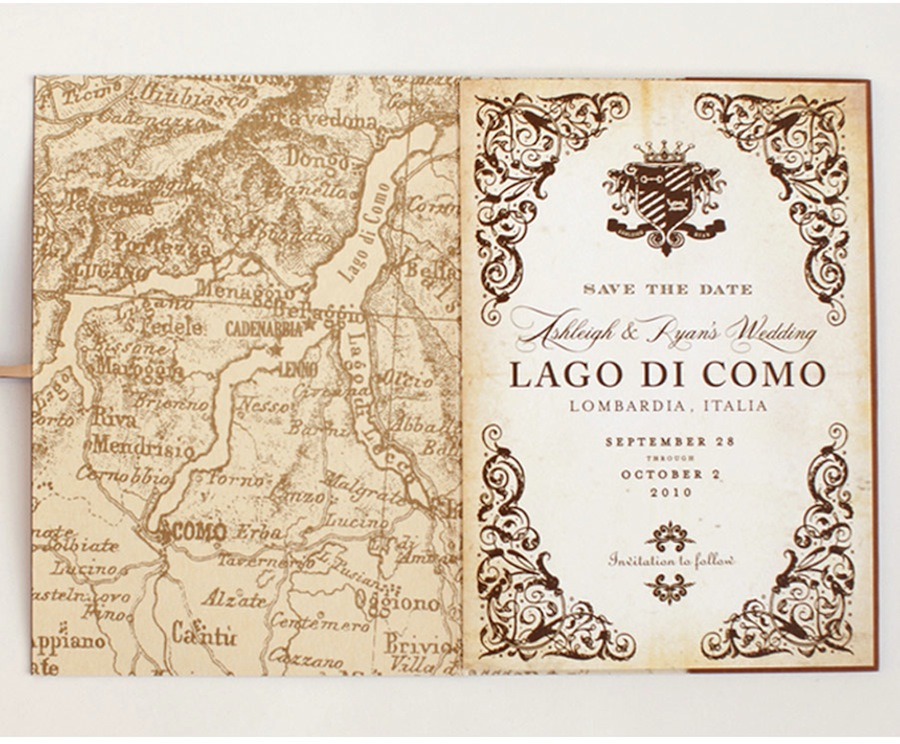 v63 our muse classic italian wedding ashleigh ryan With luxury wedding invitations italy