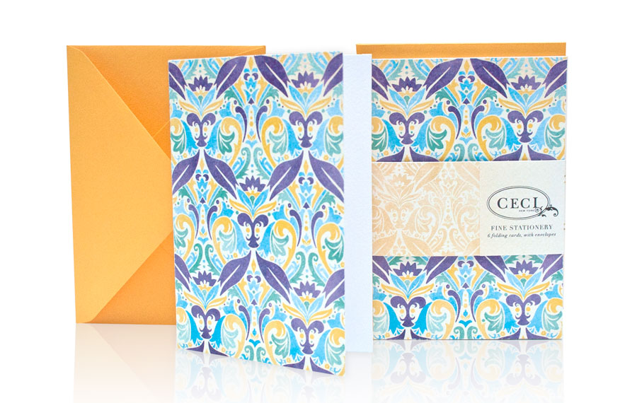 Introducing the New Ceci New York Stationery Collection Inspired by Joanne Winograd