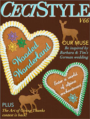 CeciStyle Magazine v66: Wooded Wonderland