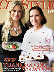 CeciStyle Magazine V69: New Thanksgiving Traditions