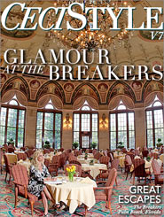 CeciStyle Magazine V7: Glamour at The Breakers