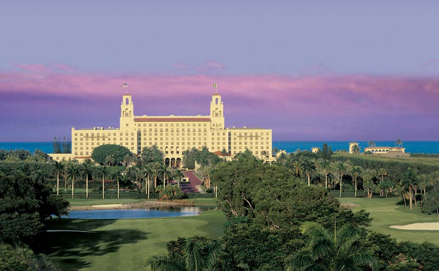 Experience The Breakers hotel, an