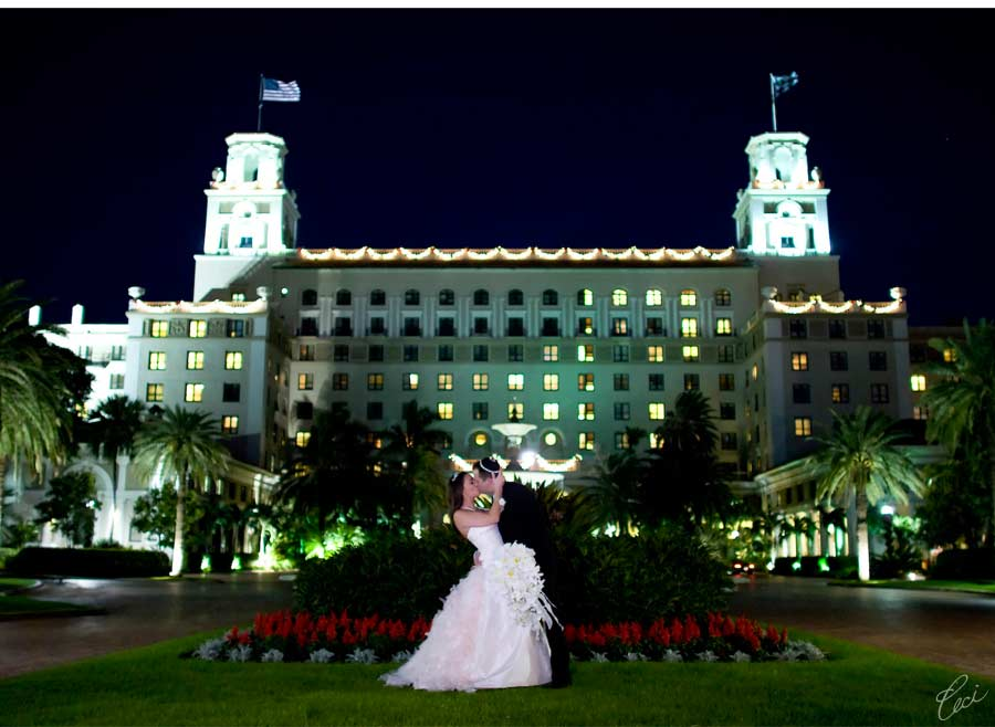Our Muse - Wedding Photos - The Breakers Palm Beach - ceci new york, digital printing, foil stamping, hand calligraphy, invitations, letterpress printing, offset printing, the breakers, wedding