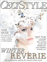 CeciStyle Magazine v70: Winter Reverie