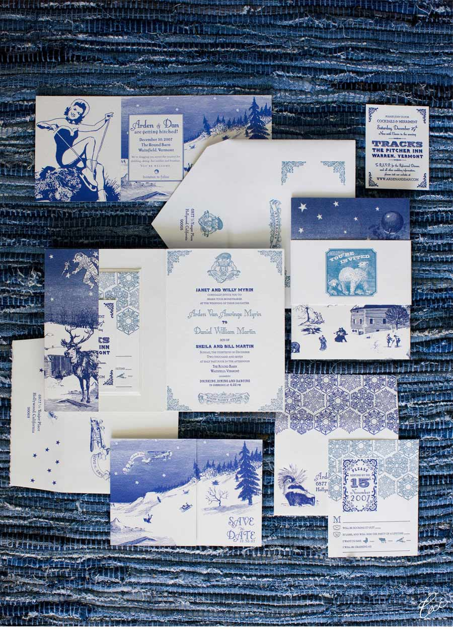 Ceci New York Wedding Invitations is best invitations layout