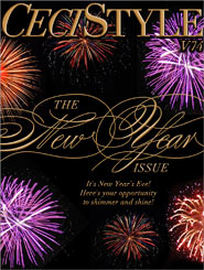 CeciStyle Magazine V74: The New Year Issue