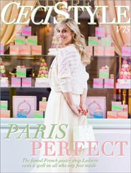 CeciStyle Magazine v75: Paris Perfect