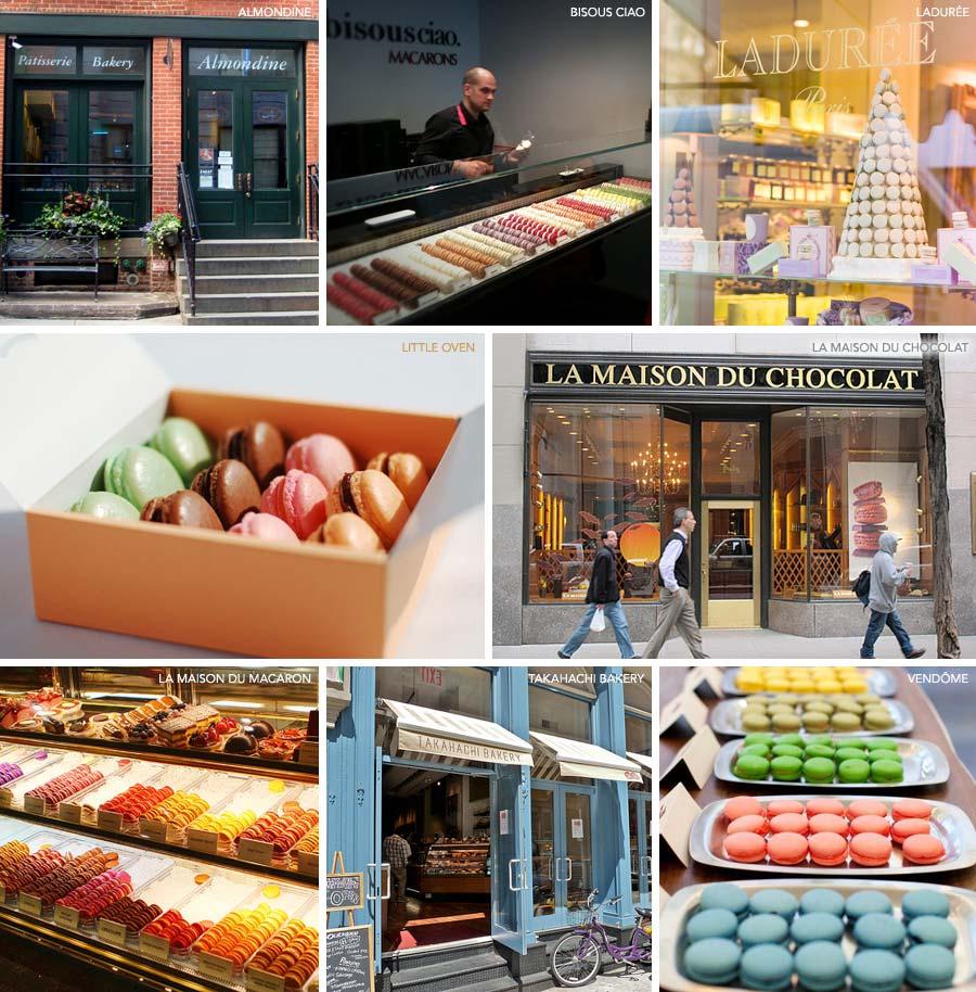 Macarons New York Macarons in New York City
