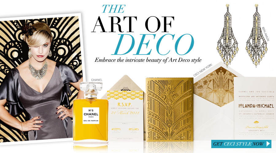 The Art of Deco - Embrace the intricate beauty of Art Deco style