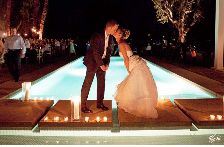 Our Muse - Glamorous Palm Springs Wedding - Be inspired by Katie & Gavin's glamorous wedding in Palm Springs - wedding