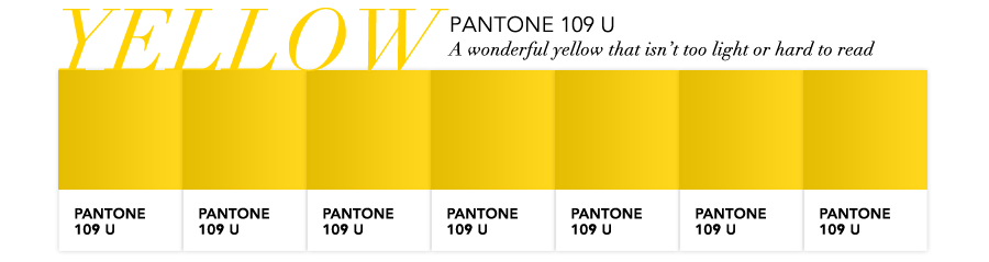 what does the color yellow represent   28 images   the