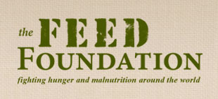 The FEED Foundation - fighting hunger and malnutrition around the world