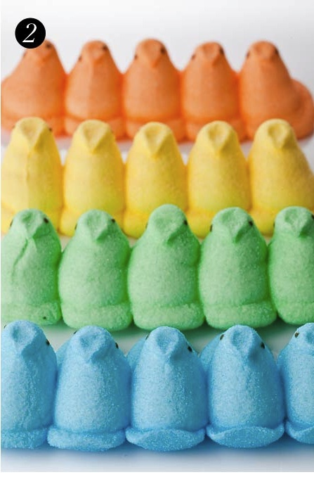 Peeps - Top 5 Creative Tips for Easter by Dylan Lauren, Dylan's Candy Bar - Top 5 Creative Tips for Easter by Dylan Lauren, Dylan's Candy Bar