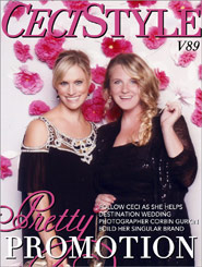 CeciStyle Magazine V89: Pretty Promotion