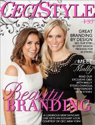CeciStyle Magazine V93: Beauty Branding
