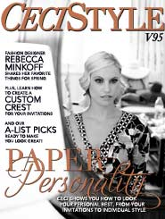 CeciStyle Magazine v95: Paper Personality