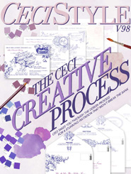 CeciStyle Magazine V98: The Ceci Creative Process