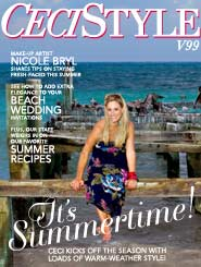 CeciStyle Magazine v99: It's Summertime!