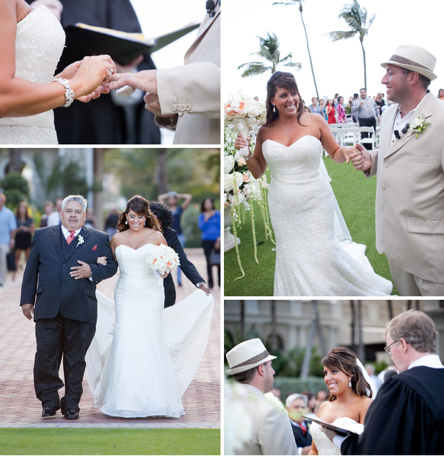 Our Muse - Elegant Beachside Wedding - Be inspired by Jennifer & Michael's elegant beachside wedding - wedding