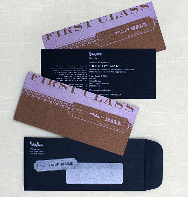 Neiman Marcus - Event Invitations - Corporate - Ceci Event - Ceci New York