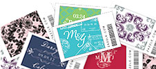 Beautiful Postage Stamps!<br />Order your Ceci Stamps today!